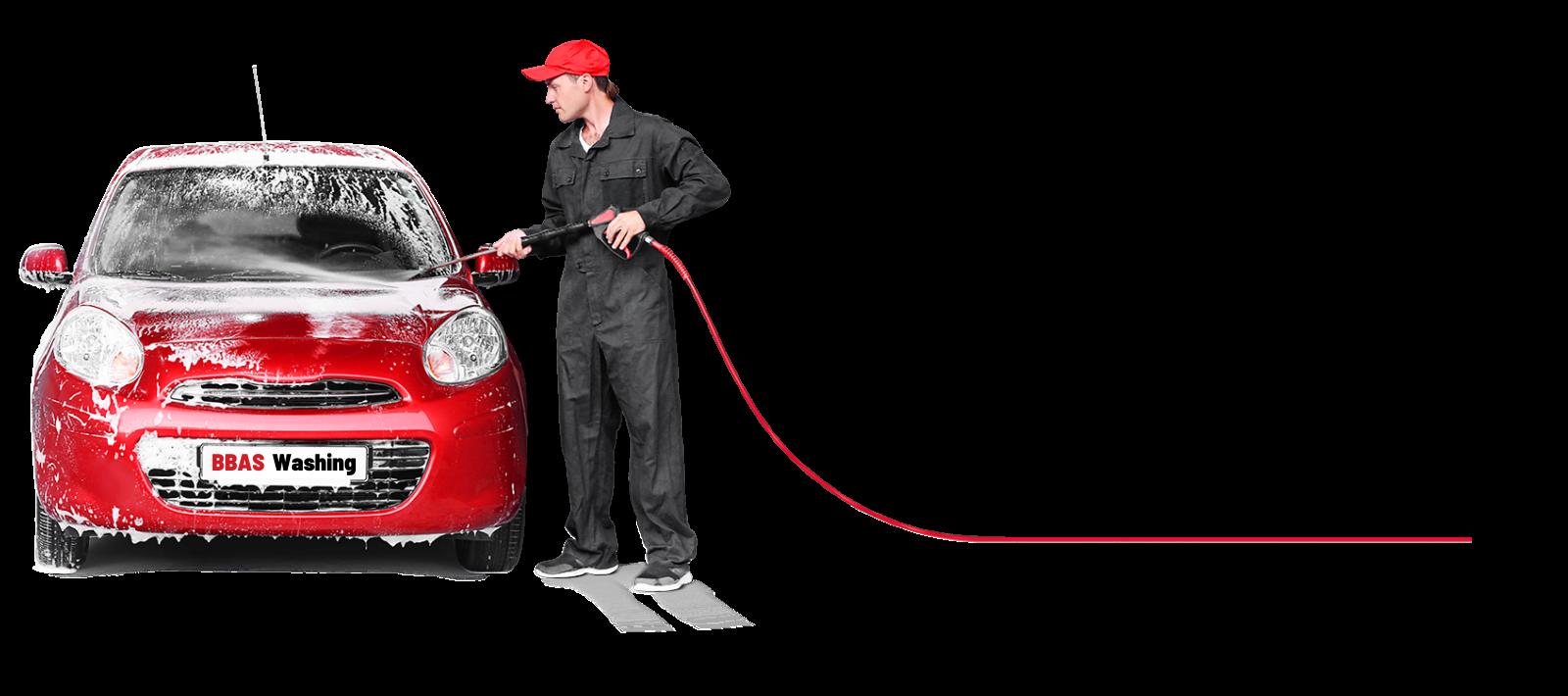 Big Boyz Auto Services washer